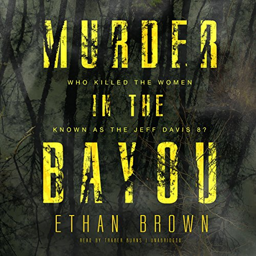 Murder in the Bayou cover art