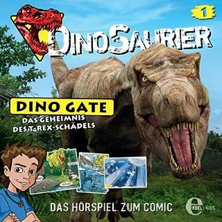 Das Geheimnis des T-Rex-Schädels     Dino Gate 1              Autor:                                                                                                                                 Thomas Karallus                               Sprecher:                                                                                                                                 Wolf Frass,                                                                                        Jannik Endemann,                                                                                        Flemming Stein                      Spieldauer: 1 Std. und 1 Min.     5 Bewertungen     Gesamt 4,0