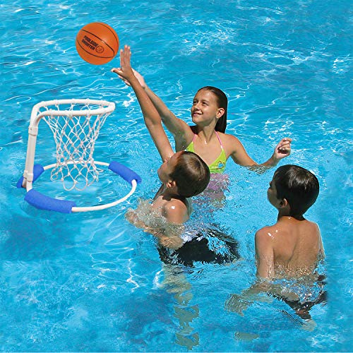 Poolmaster 72705 All-Pro Water Basketball Game