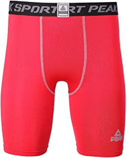 Men's Compression Shorts and Quick Dry Workout Sports Fitness Running Training Shorts