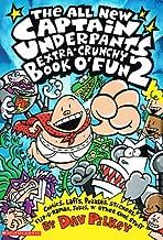 CAPTAIN UNDERPANTS EXTRA-CRUNCHY BOOK O' FUN 02: BK. 2