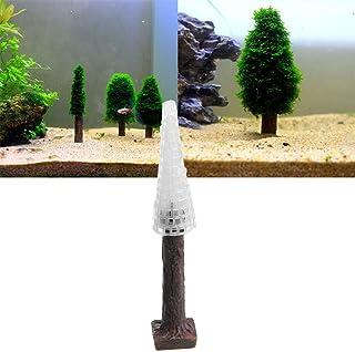 Celan Künstlicher Weihnachtsbaum aus Kunststoff mit Moos-Mo