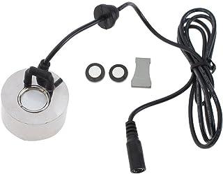 comprar comparacion Nebulizador ultrasónico fabricante de niebla, Shineus DC 24V Humidificador de aire de la charca de agua fuente con 2 pieza...