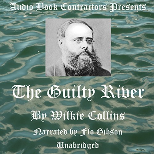 The Guilty River audiobook cover art