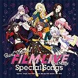 【初回生産分】 劇場版「BanG Dream! FILM LIVE 2nd Stage」Special Songs 通常盤 CD 初回生産分限定封入特典ジャケットデザインステッカー1枚