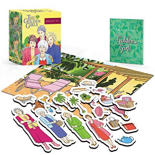 The Golden Girls: Magnet Set (RP Minis)