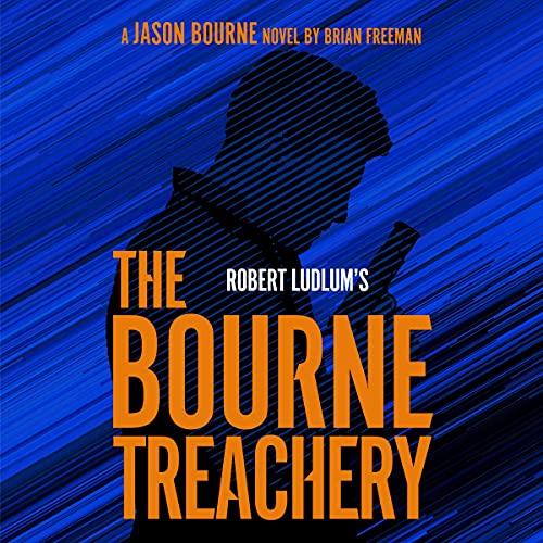 Robert Ludlum's The Bourne Treachery cover art