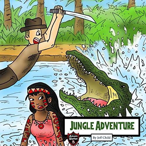 Jungle Adventure: The Survival Record of an Explorer audiobook cover art