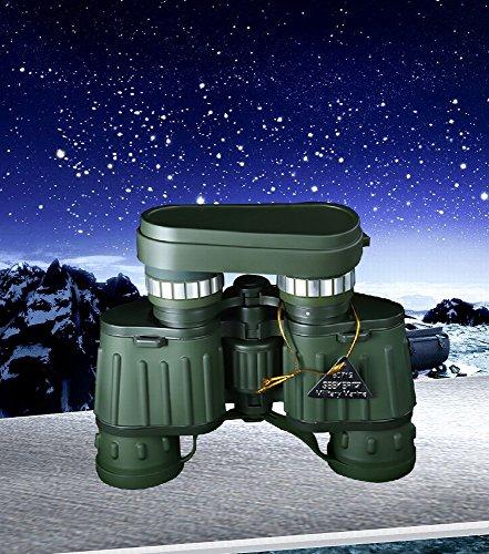 Teleskop-Weitwinkel-Fernglas 8X42 mit Hoher Vergrößerung und Nicht-Infrarot-Fernrohr,EIN