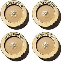 Sonia Kashuk Undetectable Creme Bronzer Warm Tan 41 (Pack of 4)