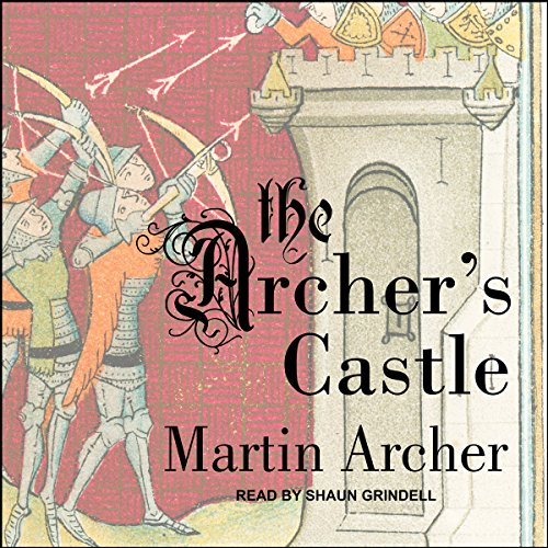 The Archer's Castle audiobook cover art