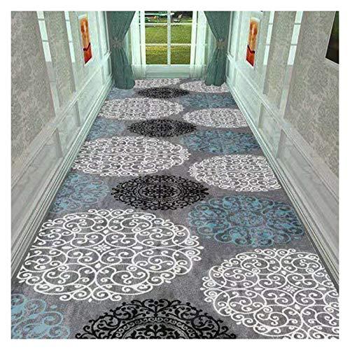 Carpets CnCnCn Kristallsamt Teppiche Läufer Flur Wohnzimmer Eingang Vorleger Fußabtreter (Color : A, Size : 140x200cm)