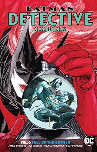 Batman - Detective Comics Vol. 6: Fall of the Batmen (Batman: Detective Comics)