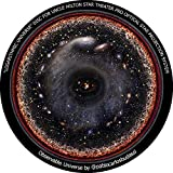 Logarithmic Universe disc for Uncle Milton Star Theater Pro/Nashika NA-300 Home Planetarium