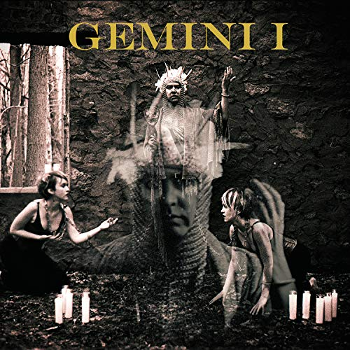 Album Art for Gemini I & II by Johanna Warren