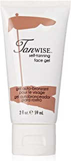 Tanwise Self-Tanning Face Gel, 2 Fluid ounce