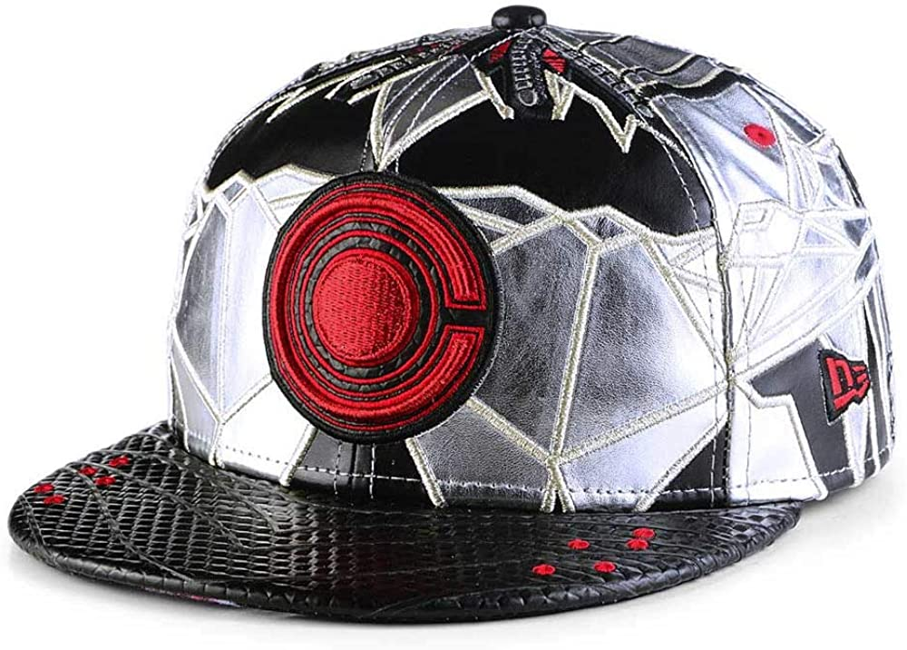 New Era Justice League Cyborg 59FIFTY Fitted Cap