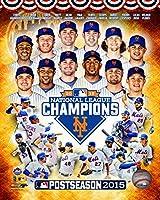 "New York Mets 2015 NLCS Team Composite Photo (8"" x 10"")"