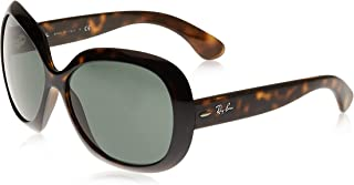 Women's Rb4098 Jackie Ohh Ii Butterfly Sunglasses