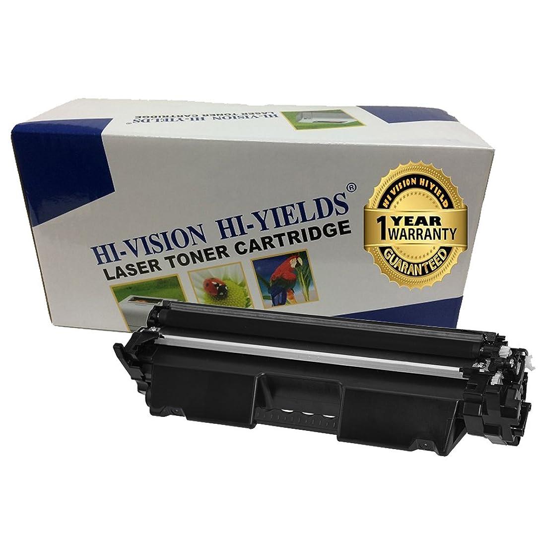 HI-VISION HI-YIELDS Compatible Toner Cartridge Replacement for HP CF230X HP30X M227d M227fdn M227fdw M227sdn M203dw M203dn ( Black , 1 pk ) duy27118028