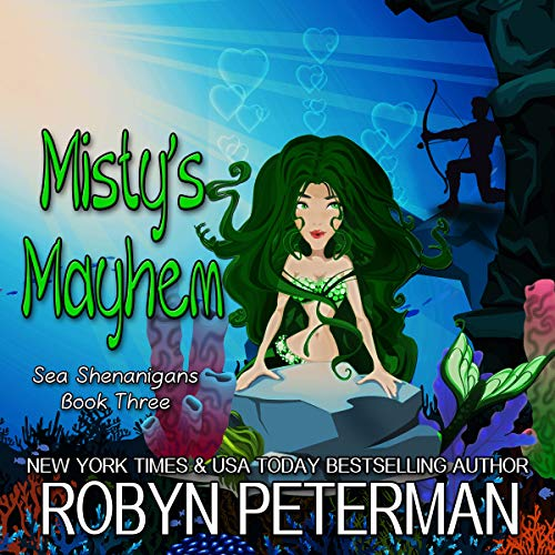 Misty's Mayhem audiobook cover art