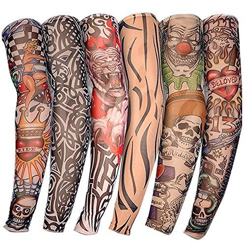 Sleeve Tattoo Amazoncouk