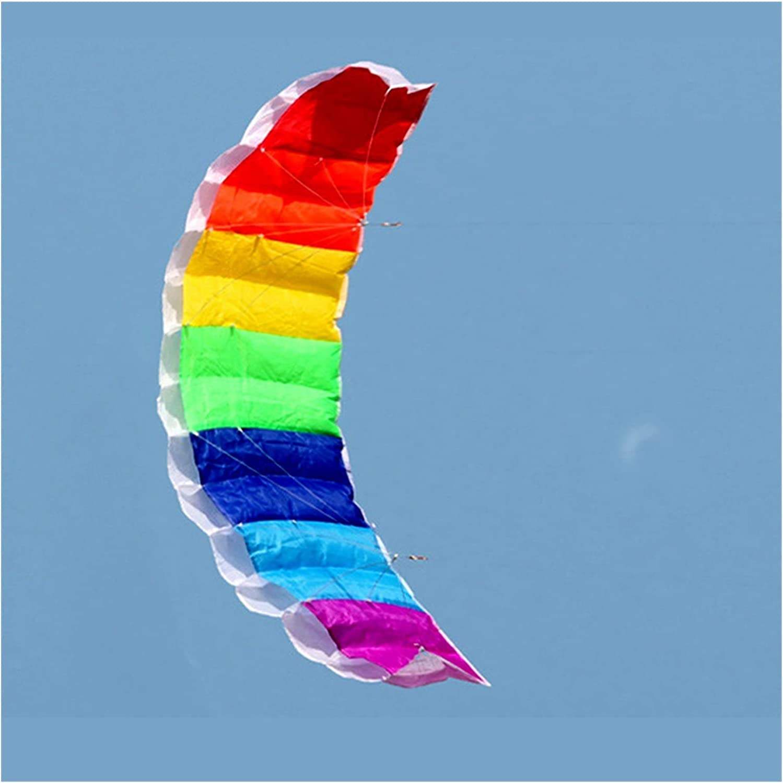 LJLWX Outdoor Kite Professional Fashionable 1.4 2 Limited price Ki Parafoil Dual 2.7m Line