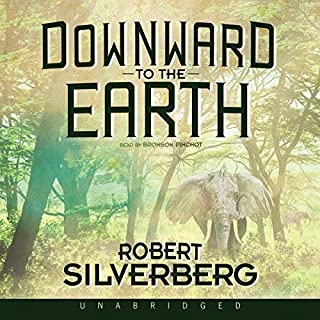 Downward to the Earth audiobook cover art