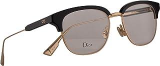 Christian Dior MyDiorO2 Eyeglasses 52-17-145 Black Gold w/Demo Clear Lens 2M2 MyDior02 MyDior O2
