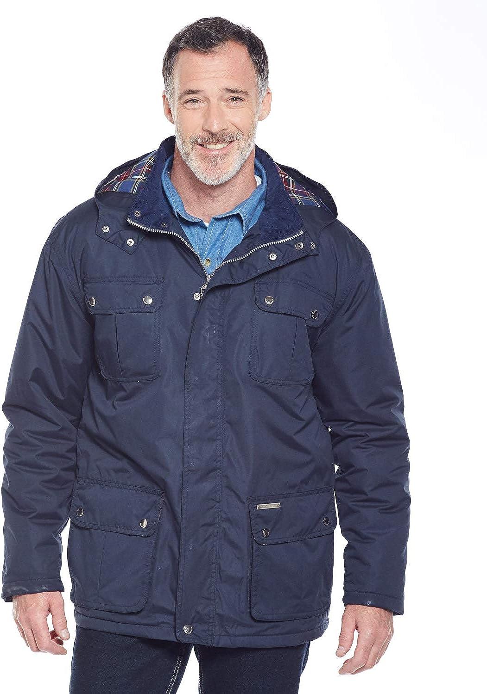Mens Champion Fully Waterproof Padded Jacket