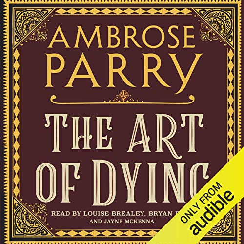 The Art of Dying  By  cover art