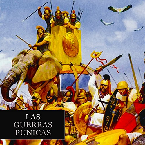 Las Guerras Púnicas [The Punic Wars] copertina