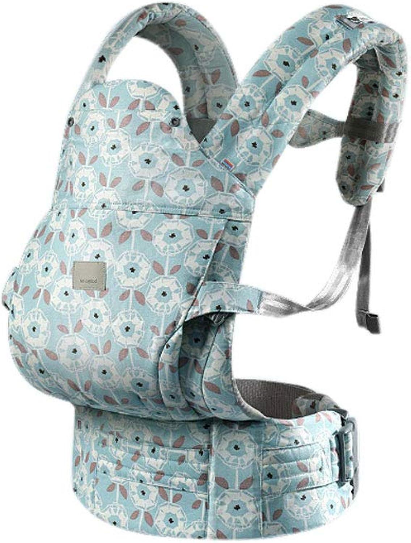 TLTLYEBD Babytrage, Multifunktionale Atmungsaktive Gürtel Gürtel Gürtel Größe Hocker Vier Jahreszeiten Universal Babytrage, Geeignet Für 0-36 Monate Baby (Farbe   Blau) B07QJ5D81R  Niedriger Preis 3062c1