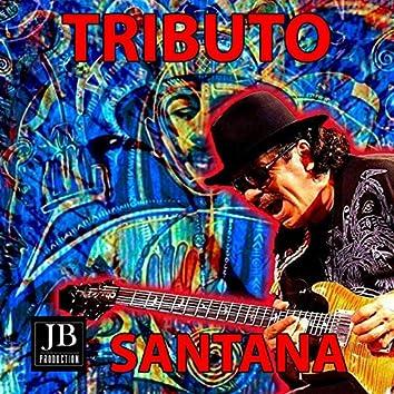 Tributo Santana (Hits Collection)