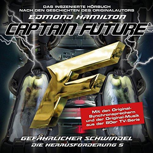 Gefährlicher Schwindel audiobook cover art