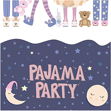 YongFoto 9x10ft Ugly Sweater Party Backdrop Cartoon Goat Photography Background for Children Party Banner Blue Wall Snowflake Interior Decor Kids Boys Girls Portrait Photo Studio Props Wallpaper