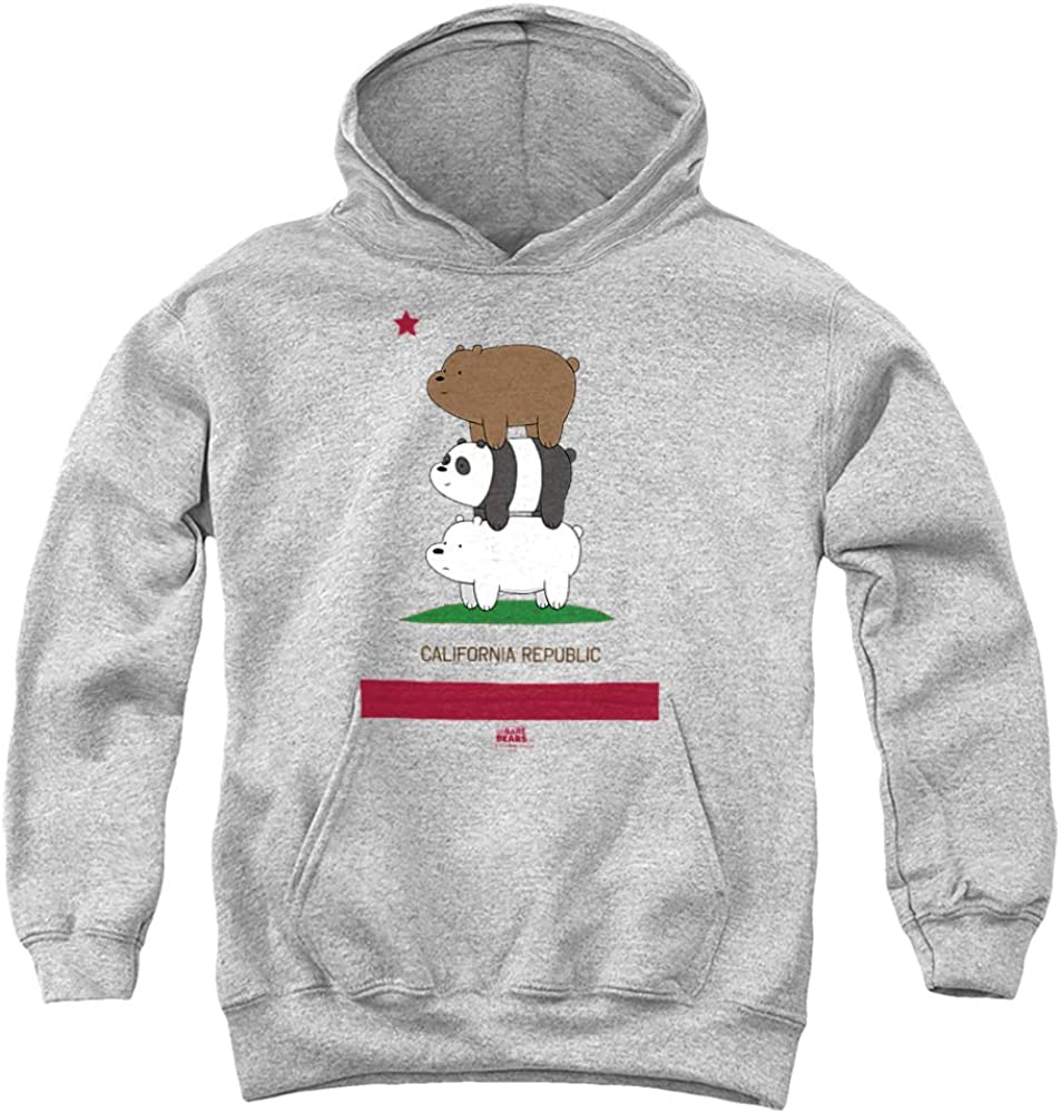 We Bare Max 60% OFF Bears Manufacturer OFFicial shop Cali Stack Hoodie Youth Unisex Pull-Over
