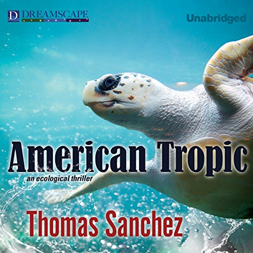 American Tropic audiobook cover art