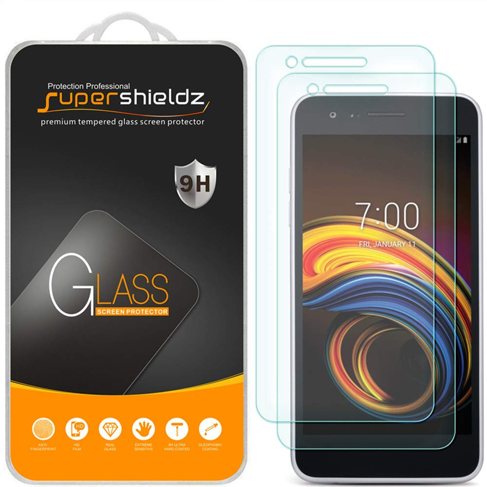 Supershieldz Tribute Tempered Protector Scratch