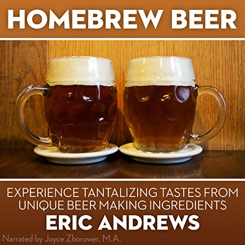 Homebrew Beer cover art