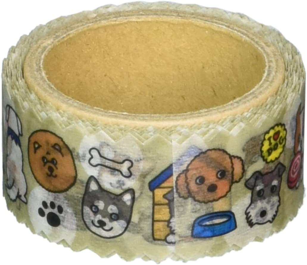 New arrival Roundtop Designer's Japan's largest assortment Washi Masking Tape 20mm Character x 5m Tips