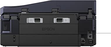 Epson WorkForce WF-3520 Wireless All-in-One Color Inkjet Printer, Copier, Scanner, 2-Sided Duplex, ADF, Fax. Prints from Tabl