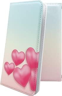 Xperia XZ/SO-01J / SOV34 ケース 手帳型 ペアルック ペア ハート love kiss キス 唇 エクスペリア 手帳型ケース 女の子 女子 女性 レディース so01j XperiaXZ かわいい 可愛い kawaii lively