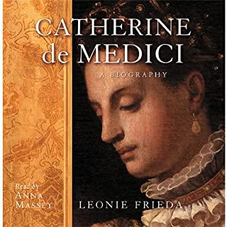 Catherine De Medici audiobook cover art