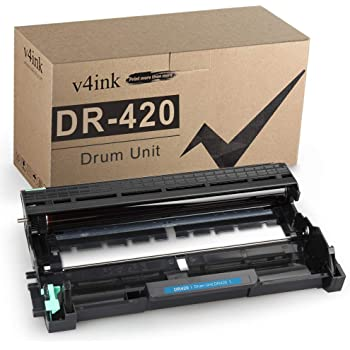 USA Advantage Compatible Drum Unit Replacement for Brother DR420 Black,1 Drum DR-420 for Use with HL-2230