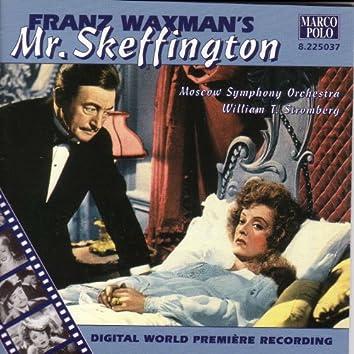 WAXMAN: Mr. Skeffington