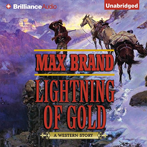 Lightning of Gold audiobook cover art