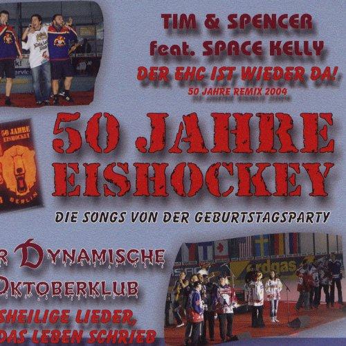 50 Jahre Eishockey - Die Songs von der Geburtstagsparty