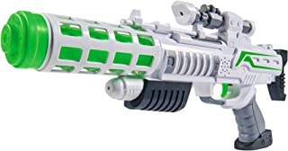 Simba 108046945 – Planet Fighter Light Blaster Gewehr