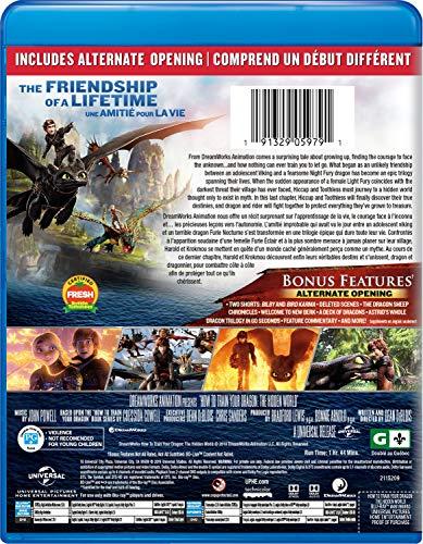 Dragons 3: Le Monde caché (2019) [Blu-ray + DVD + Numérique] (Bilingue) - 1
